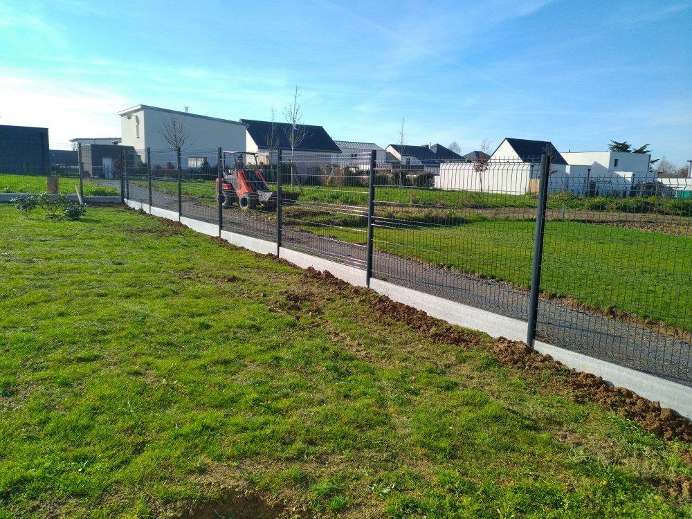 Entreprise spécialisée dans la pose de clôture Rennes