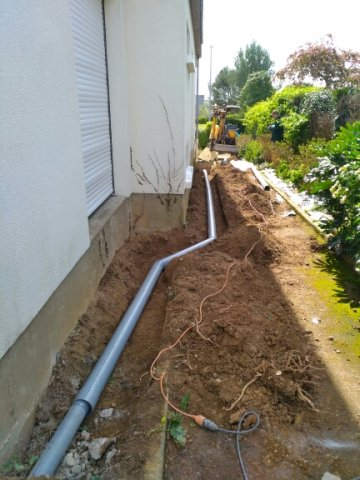 Entreprise spécialisée dans la réparation d'un réseau EP Rennes